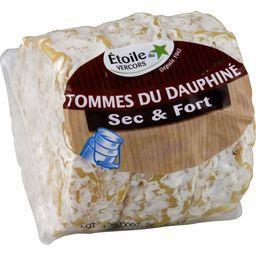 Tomme du Dauphiné au lait cru, sec et fort