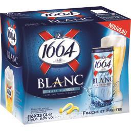 Blanc - Bière blanche
