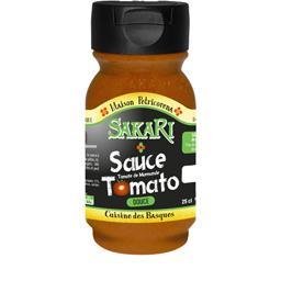 Sakari Sauce Tomato douce le flacon de 25 cl