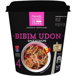 Bibim Udon épicé et sucré