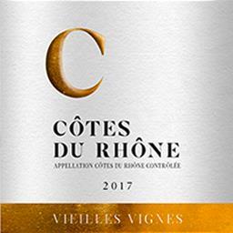 Côtes du Rhône Côtes du Rhône Vieilles Vignes vin Ro...