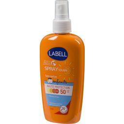 Spray solaire enfants haute protection FPS 50 sans p...