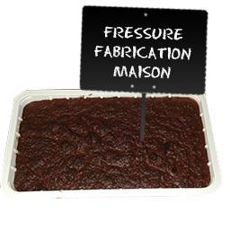 Fressure FABRICATION MAISON