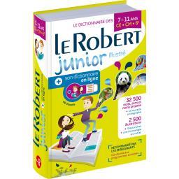 Le Robert junior illustré - 7-11 ans - CE-CM-6ème