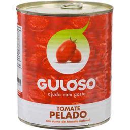 Tomates entières pelées au jus de tomate