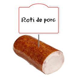 Rôti de porc CUIT longe