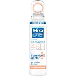 Mixa Sensitive Confort - Déodorant 48h hypoallergénique