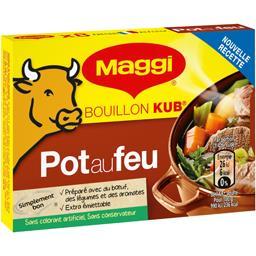 Bouillon Kub pot-au-feu