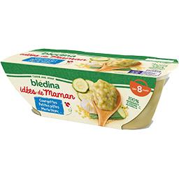 Les Idées de Maman - Courgettes petites pâtes merlu ...