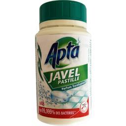 Javel en pastilles parfum eucalyptus