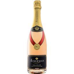 Saumur rosé, vin pétillant, méthode traditionnelle