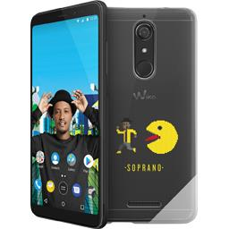 Smartphone View 4G black 16GB 3 RAM