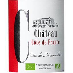 Côtes du Marmandais BIO, vin rouge