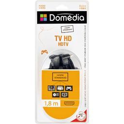 Câble HDMI standard mâle coudé/mâle coudé
