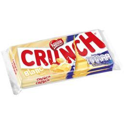 Crunch - Chocolat blanc céréales