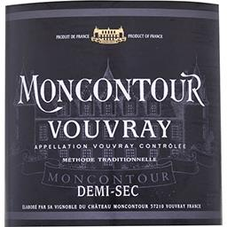 Vouvray 1/2 sec