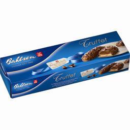 Biscuits Truffet avec du chocolat Suisse
