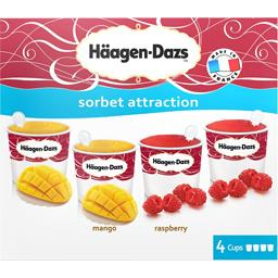 Assortiment Sorbet Attraction