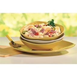 Piémontaise au jambon cuit supérieur et sa mayonnais...