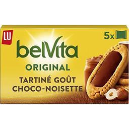 Belvita Petit Déjeuner - Le Tartiné goût choco-noise...