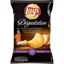 Dégustation - Chips saveur vinaigre de malt