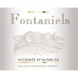 Vin de pays d'Oc Fontaniels, vin rosé