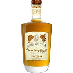 Pineau des Charentes extra vieux carafe 10 ans Jules...