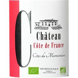 Côtes du Marmandais BIO, vin rosé