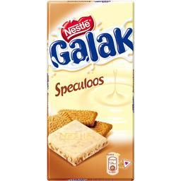 Galak - Chocolat blanc Spéculoos