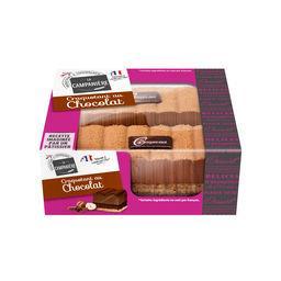 La fournée campanière Craquotant au chocolat Les 2 pièces - 200 gr
