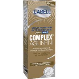 Labell Sérum nutrition jour & nuit Complex' Age Infini le flacon de 30 ml