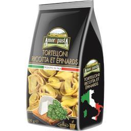 Amor di Pasta Tortelloni ricotta et épinards le paquet de 500 g