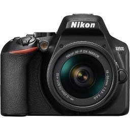 Appareil photo Reflex D3500 + 18/55 mm