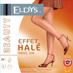 Collants beauty effet halé 10D - T1