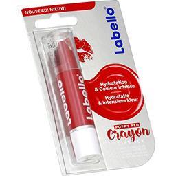 Baume à lèvres Poppy Red aux huiles naturelles