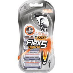 Rasoir masculin Flex5 Hybrid
