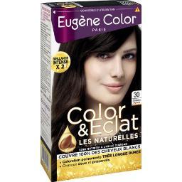 Les Naturelles - Crème colorante permanente, extrait...