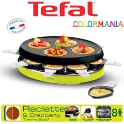 Raclette & Crep'party Colormania