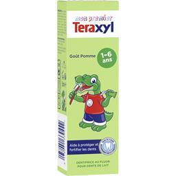 Teraxyl Dentifrice Junior Goût Pomme 1-6 Ans 50 ml -