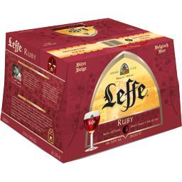 Bière ruby