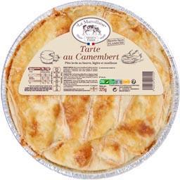 Flamiche au camembert