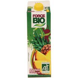 Jus d'ananas 100% pur jus BIO