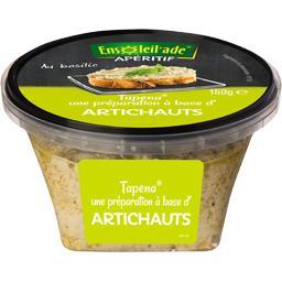 Apéritif - Tapena' Artichauts au basilic