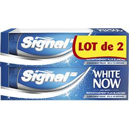 Signal Dentifrice White Now