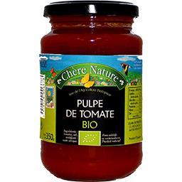 Pulpe de tomate BIO