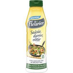 Liquide pour cuisson 100% végétale