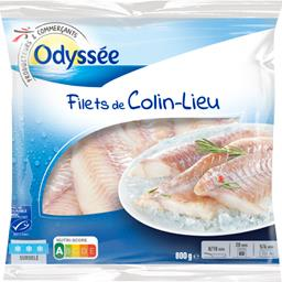 Filets de colin-Lieu