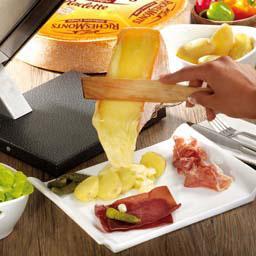 Raclette au lait pasteurisé 26% MG