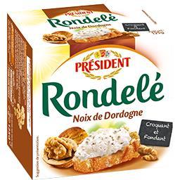 Rondelé Fromage aux noix de Dordogne