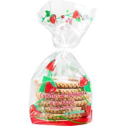 Lunettes de Romans à la fraise